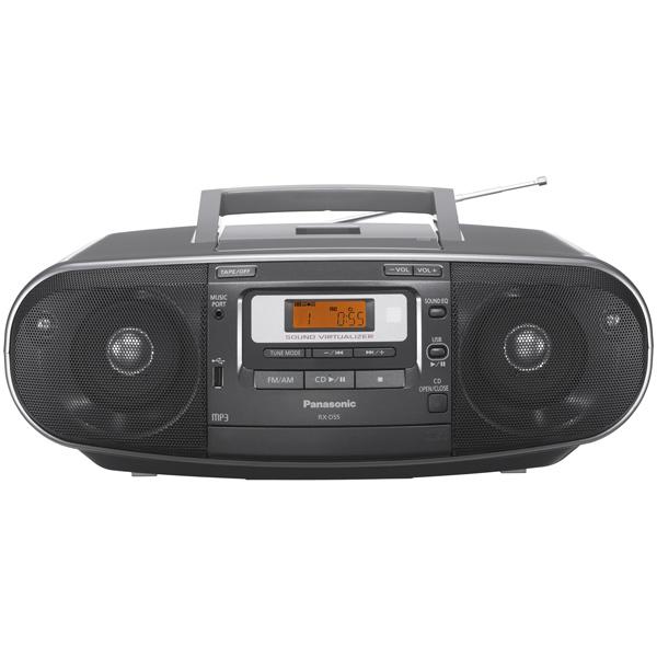 Магнитола с CD плеером Panasonic М.Видео 5690.000