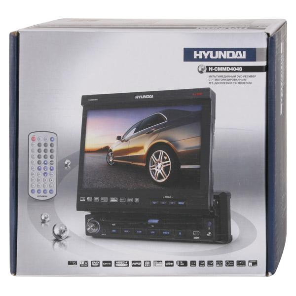 Hyundai H-CMMD4048/B Black