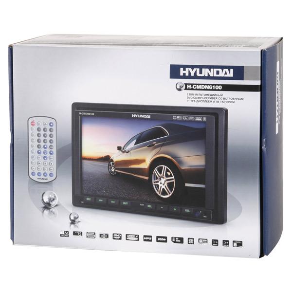 навигационная медиа система hyundai h-cmd2009g отзывы
