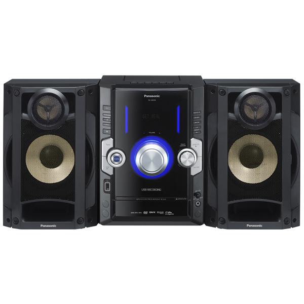 Музыкальный центр Mini с DVD Panasonic М.Видео 8990.000