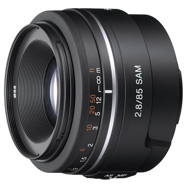 Объектив для зеркального фотоаппарата Sony М.Видео 8490.000