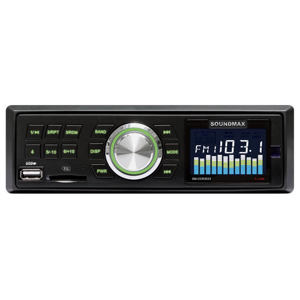 USB-Автомагнитола Soundmax М.Видео 760.000