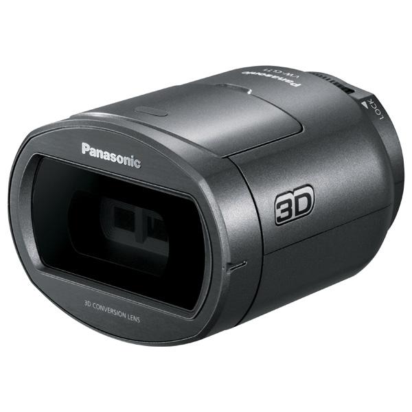 3D Объектив для видеокамеры Panasonic М.Видео 2795.000