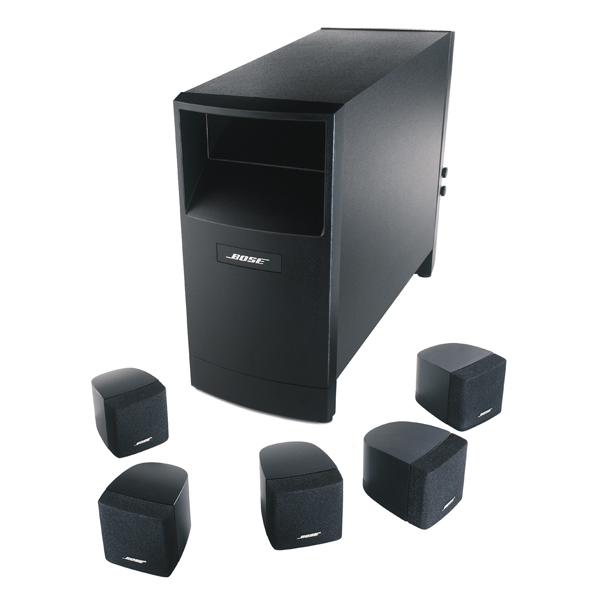 Комплект акустических систем Bose М.Видео 46990.000