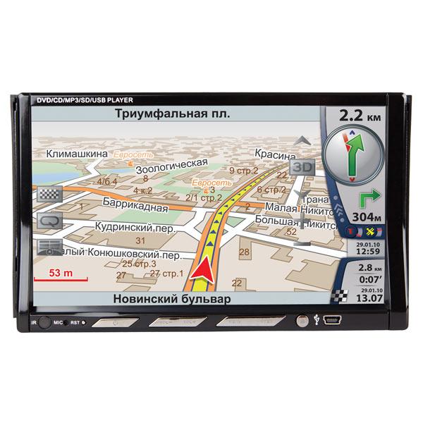 Навигационная медиа система Phantom М.Видео 8395.000