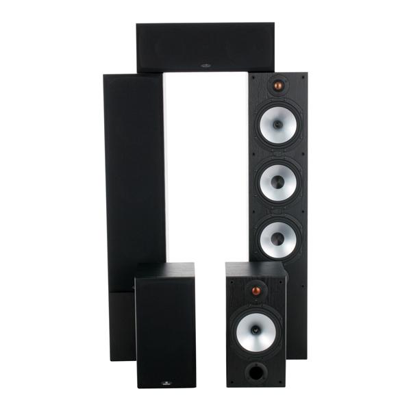 Комплект акустических систем Monitor Audio М.Видео 31990.000