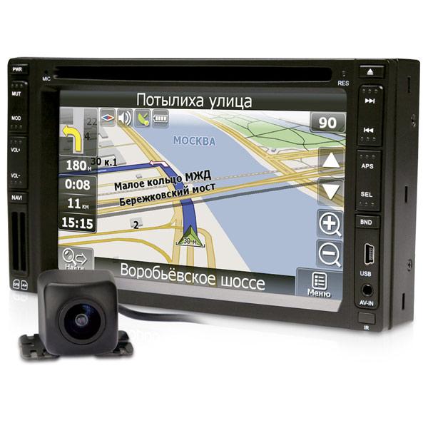 Навигационная медиа система Phantom М.Видео 9990.000