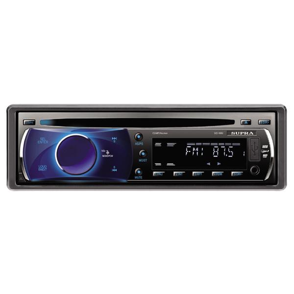 Автомобильная магнитола с CD MP3 Supra М.Видео 1990.000