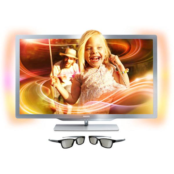 3D Телевизор Philips 55PFL7606H/12