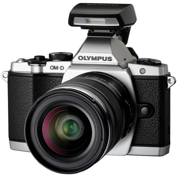 Фотоаппарат со сменной оптикой Olympus М.Видео 45990.000