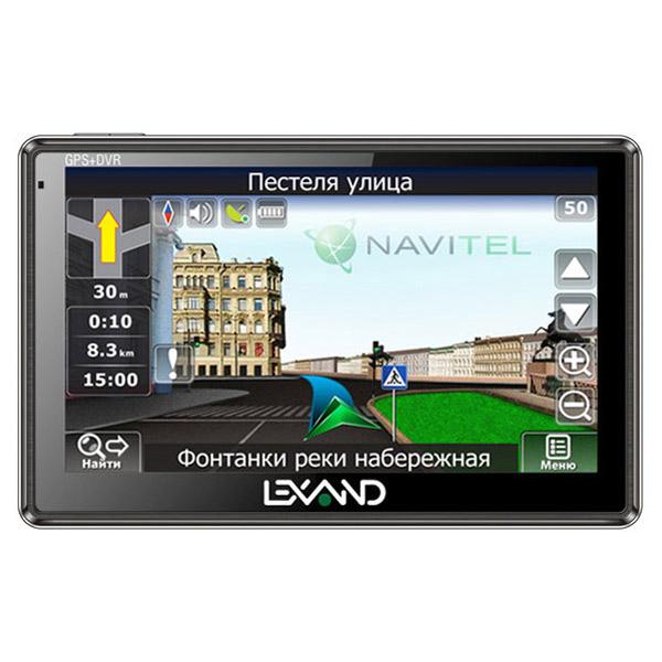 Портативный GPS-навигатор Lexand М.Видео 3730.000