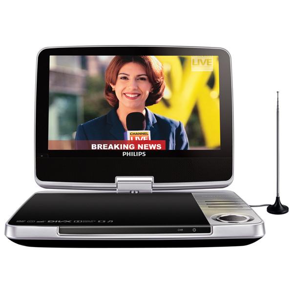 Портативный DVD-плеер Philips М.Видео 5990.000