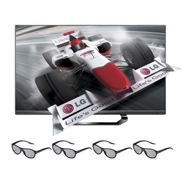 3D Телевизор LG 42 LM640T