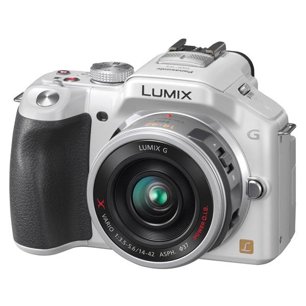Фотоаппарат со сменной оптикой Panasonic М.Видео 22390.000