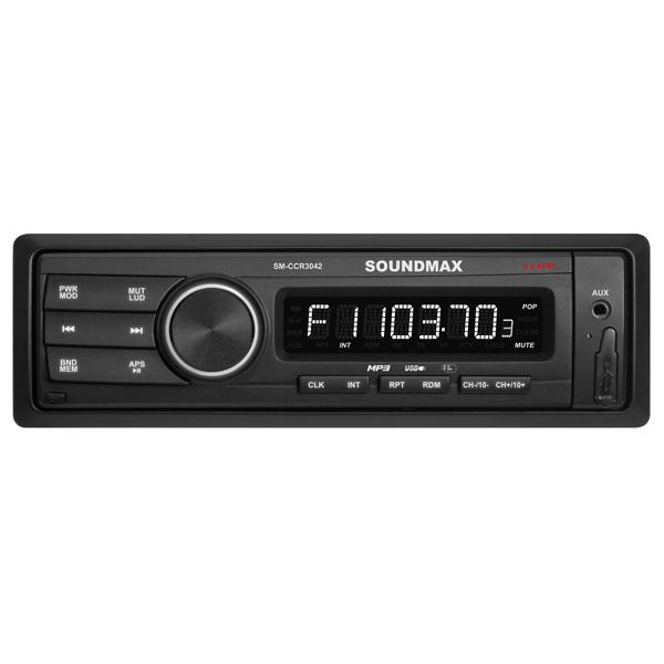 USB-Автомагнитола Soundmax М.Видео 1090.000