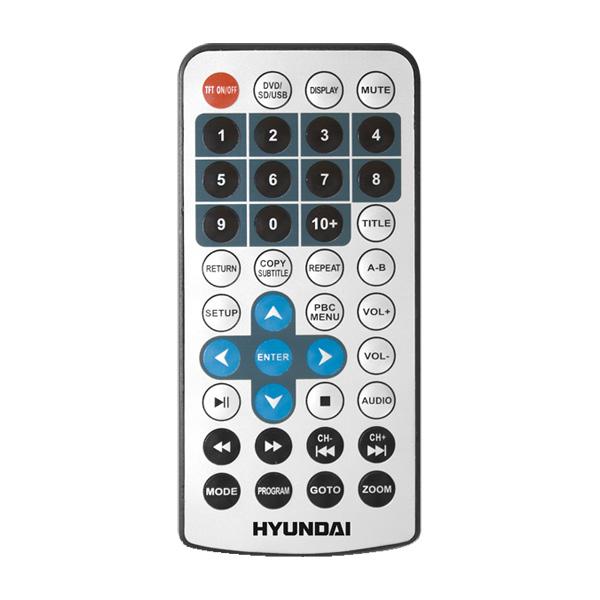 dvd-плеер hyundai h-lcdvd725t отзывы