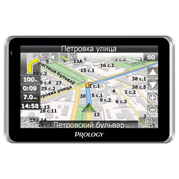 Портативный GPS-навигатор Prology М.Видео 3990.000