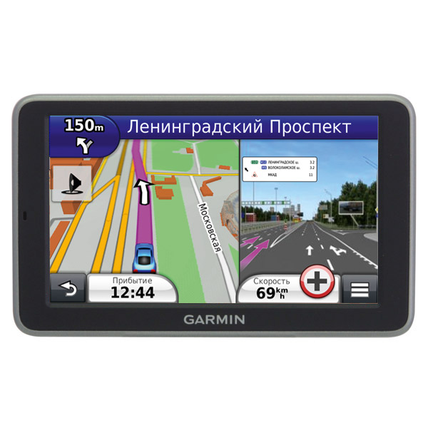 Портативный GPS-навигатор Garmin М.Видео 7890.000