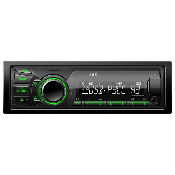 USB-Автомагнитола JVC М.Видео 1430.000