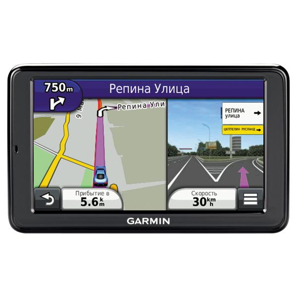 Портативный GPS-навигатор Garmin М.Видео 11490.000