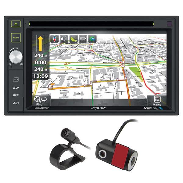 Навигационная медиа система Prology М.Видео 14390.000