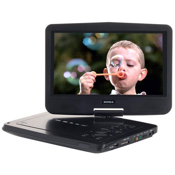 Портативный DVD-плеер Supra М.Видео 4290.000