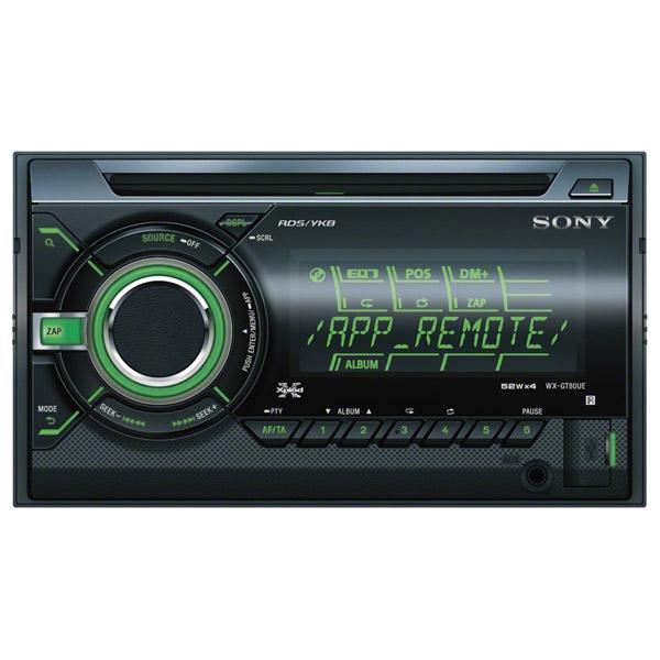 Автомобильная магнитола с CD MP3 Sony М.Видео 6490.000
