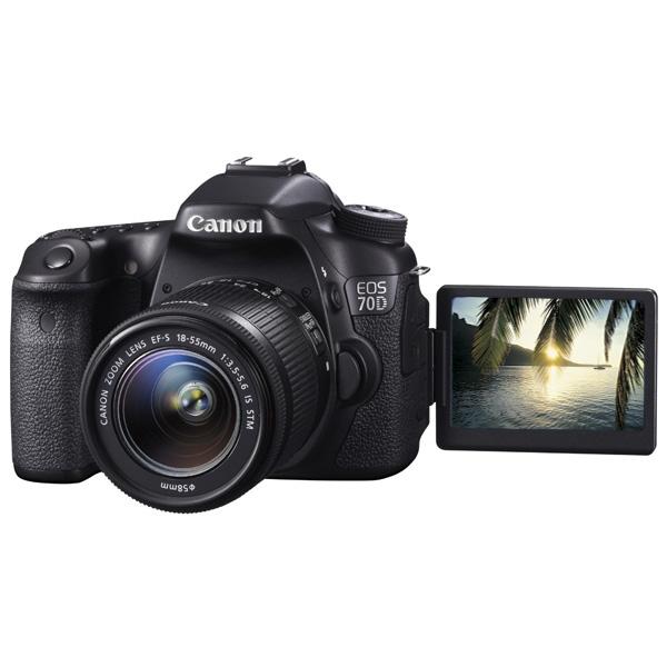 Фотоаппарат зеркальный Canon М.Видео 49990.000