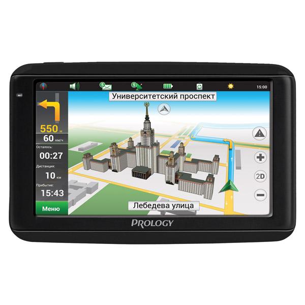 Портативный GPS-навигатор Prology М.Видео 3590.000