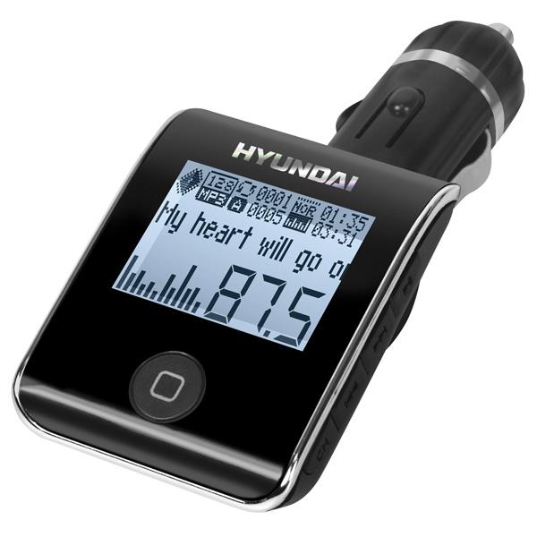 Автомобильный FM-модулятор Hyundai М.Видео 1435.000