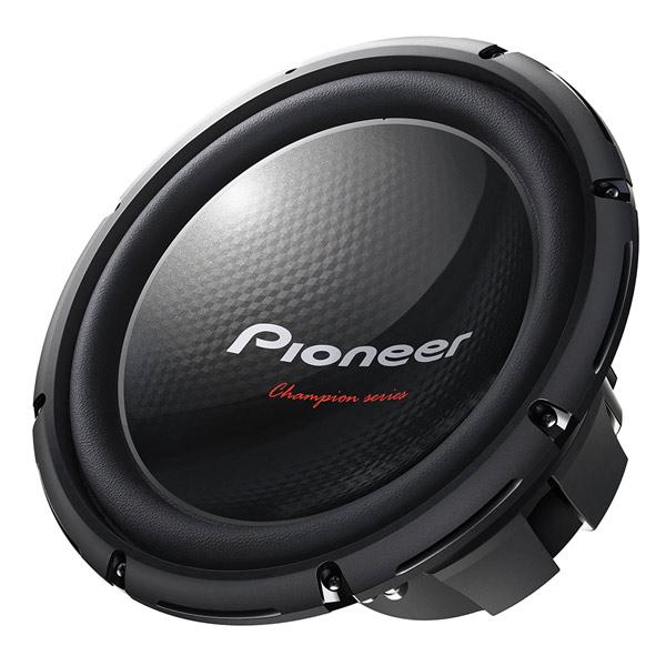 Автомобильный сабвуфер бескорпусной Pioneer М.Видео 3390.000