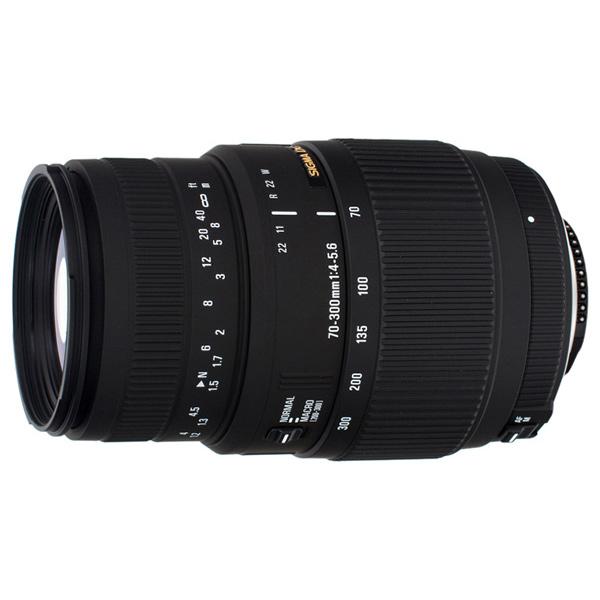 Объектив для зеркального фотоаппарата Nikon Sigma М.Видео 5590.000