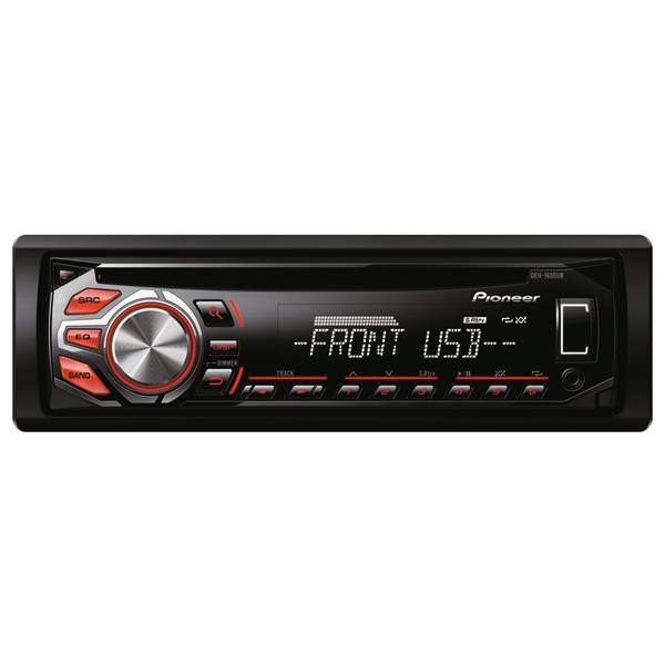 Автомобильная магнитола с CD MP3 Pioneer М.Видео 2590.000