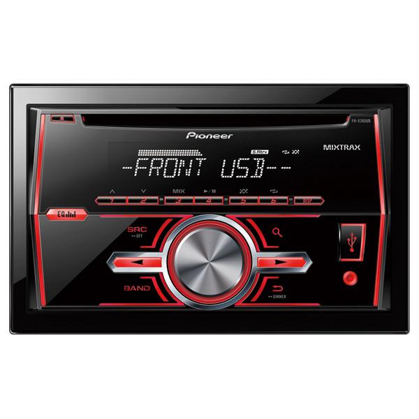 Автомобильная магнитола с CD MP3 Pioneer М.Видео 3990.000