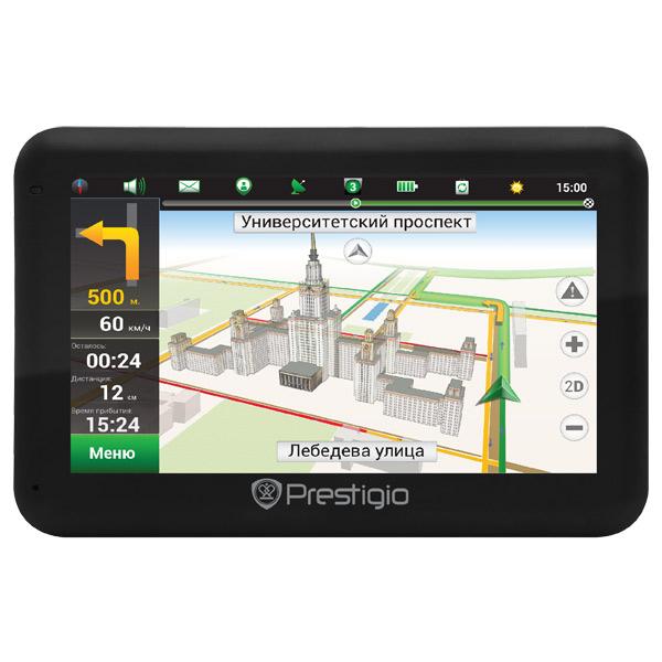 Портативный GPS-навигатор Prestigio М.Видео 2490.000