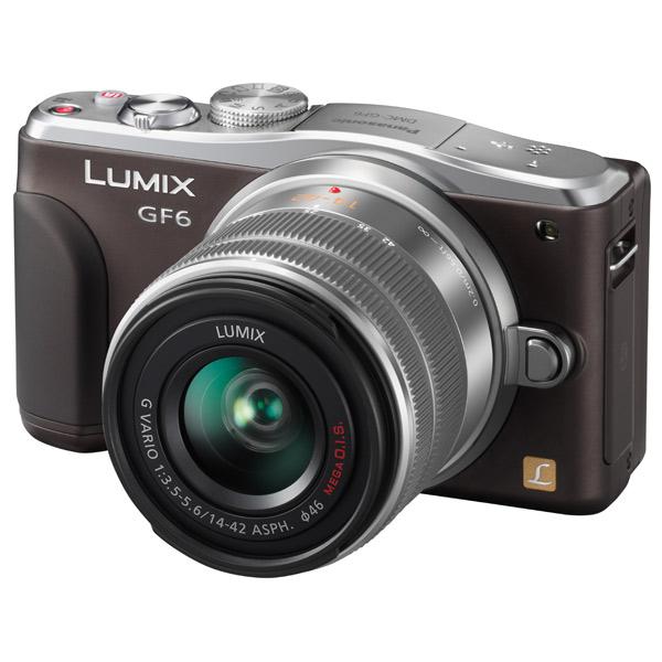 Фотоаппарат со сменной оптикой Panasonic М.Видео 20990.000
