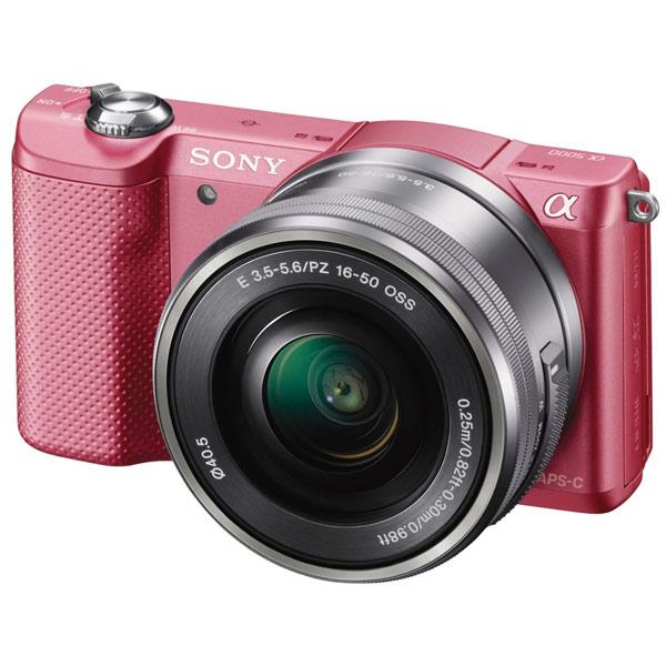 Фотоаппарат со сменной оптикой Sony М.Видео 18990.000