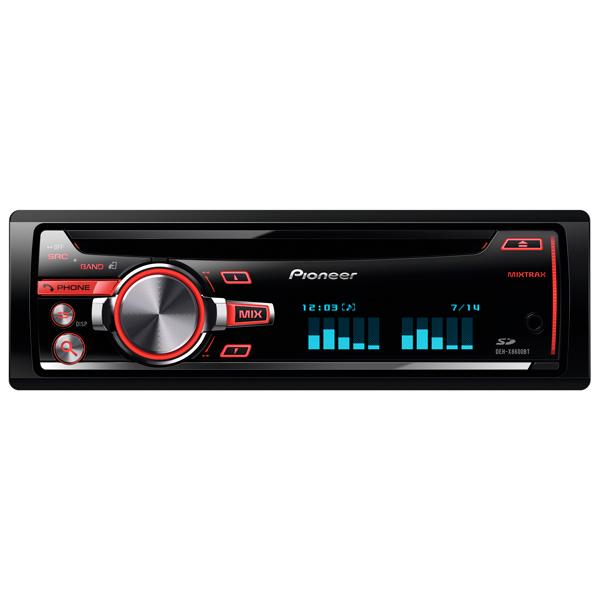 Автомобильная магнитола с CD MP3 Pioneer М.Видео 5990.000