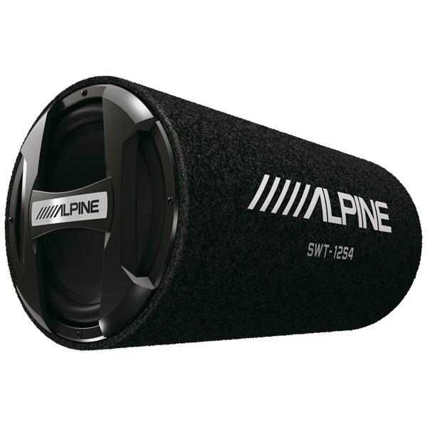 Автомобильный сабвуфер корпусной Alpine М.Видео 3590.000