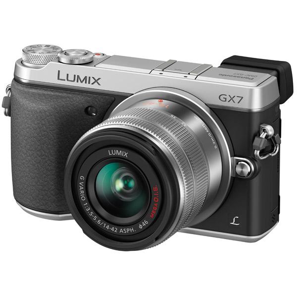 Фотоаппарат со сменной оптикой Panasonic М.Видео 49990.000