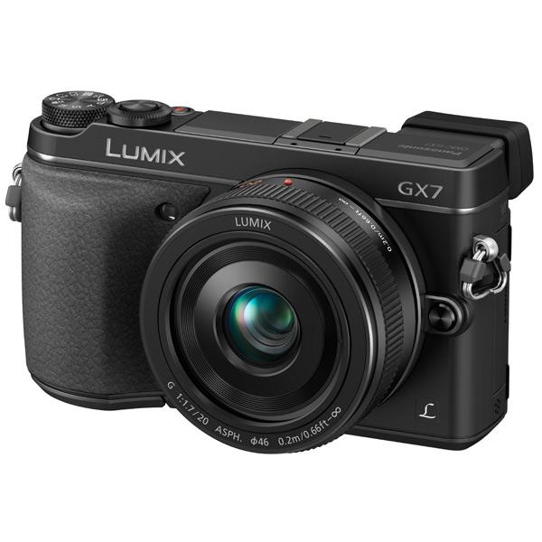 Фотоаппарат со сменной оптикой Panasonic М.Видео 52990.000