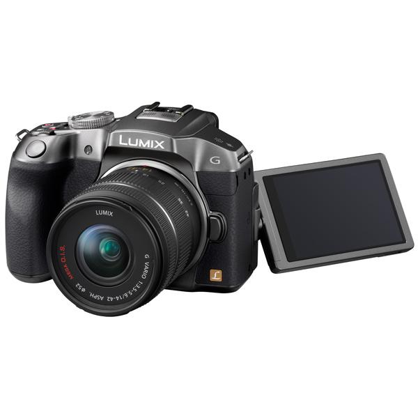 Фотоаппарат со сменной оптикой Panasonic М.Видео 28990.000