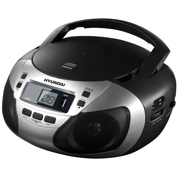 Магнитола с CD плеером Hyundai М.Видео 895.000