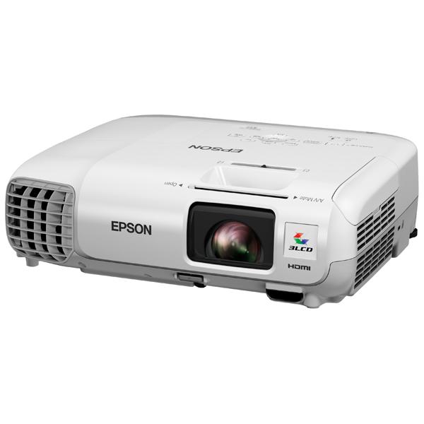 Видеопроектор мультимедийный Epson М.Видео 24990.000