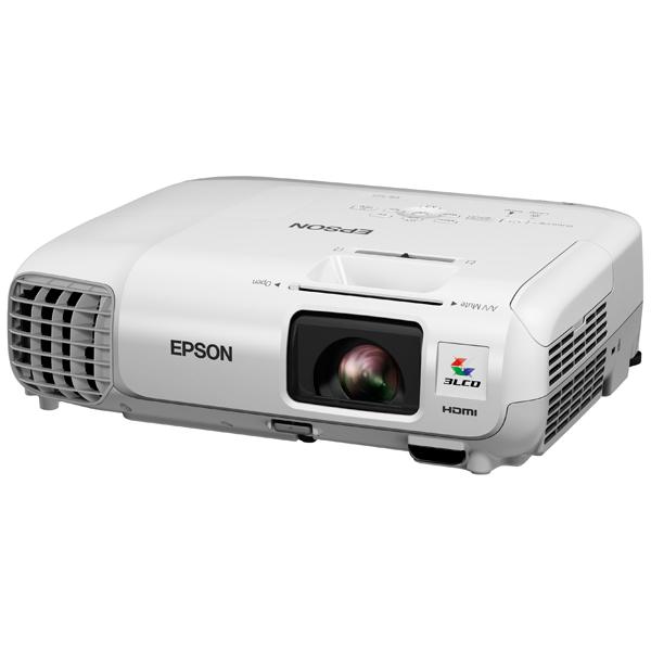 Видеопроектор мультимедийный Epson М.Видео 19490.000