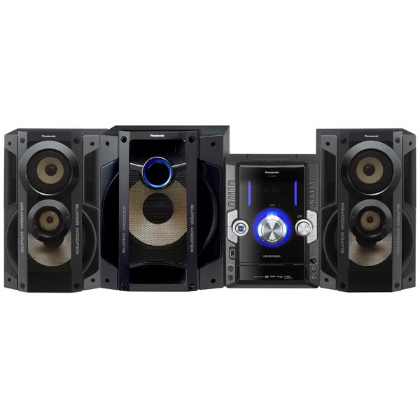 Музыкальный центр Mini с DVD Panasonic М.Видео 13990.000