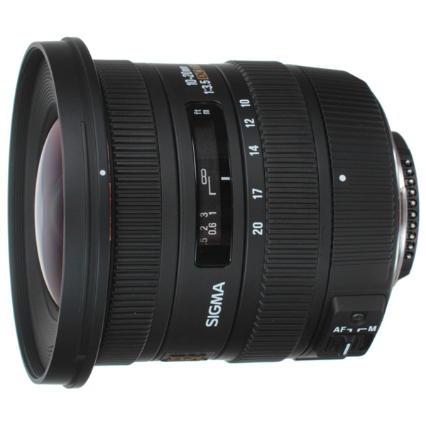 Объектив для зеркального фотоаппарата Nikon Sigma М.Видео 22890.000