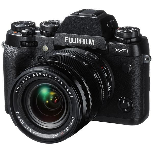 Фотоаппарат со сменной оптикой Fujifilm М.Видео 69990.000