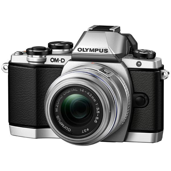 Фотоаппарат со сменной оптикой Olympus М.Видео 29990.000