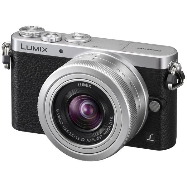 Фотоаппарат со сменной оптикой Panasonic М.Видео 31990.000